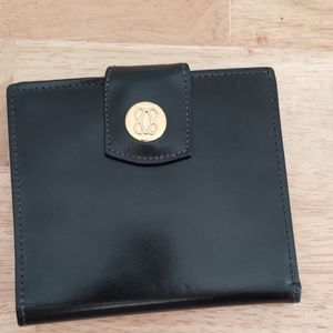 """Bosca Old Leather 4"""" French Purse"""